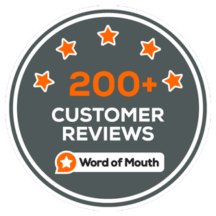WOMO milestone - Customer Reviews