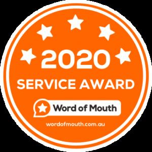 WOMO Service Award 2020