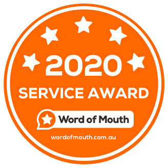 WOMO 2020 Service Award